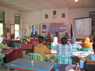 workshop MGMP Matematika