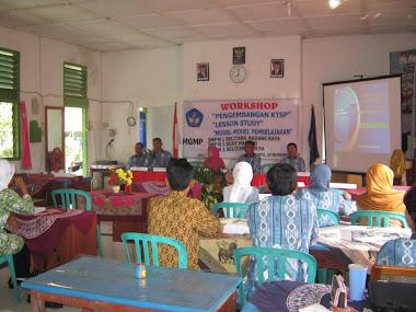 workshop MGMP Matematika