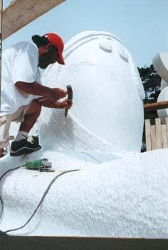 بوكرش والربيع شانق شون الصين الشعبية سنة 2000