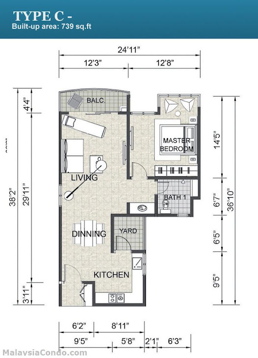 Endah Promenade Residence Suites Malaysiacondo Com