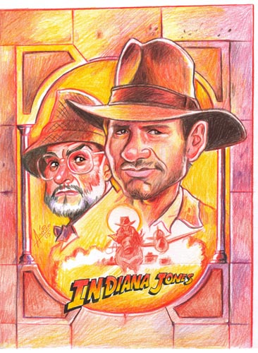 Indiana Jones Ultima Cruzada