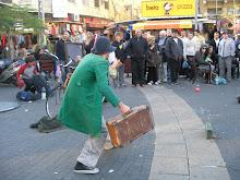Allenby Street - Carmel Market - Tel Aviv