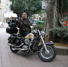 Kawasaki on Bialick Steet - Ramat Gan