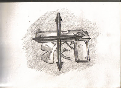 Tattoo Designs Gun