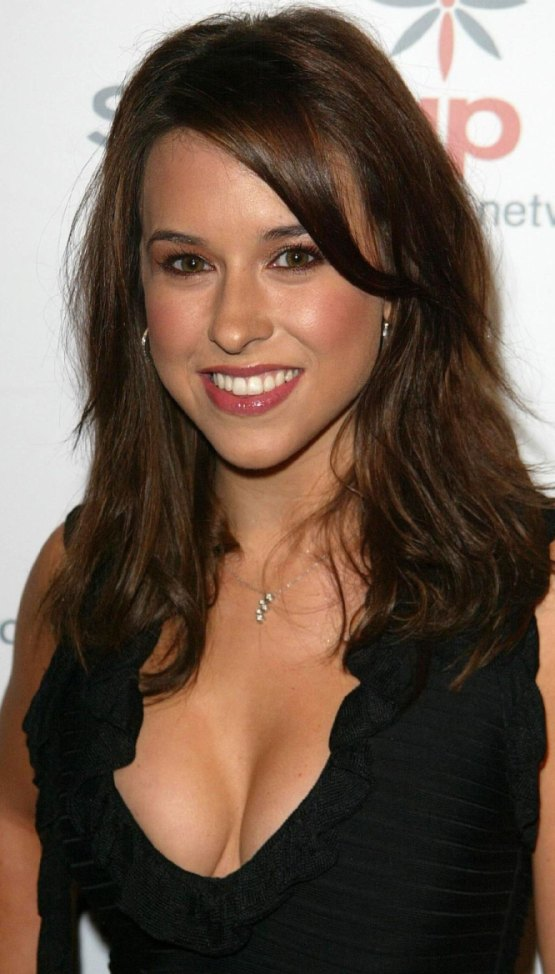 Lacey Chabert Bath