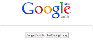 google new secured search