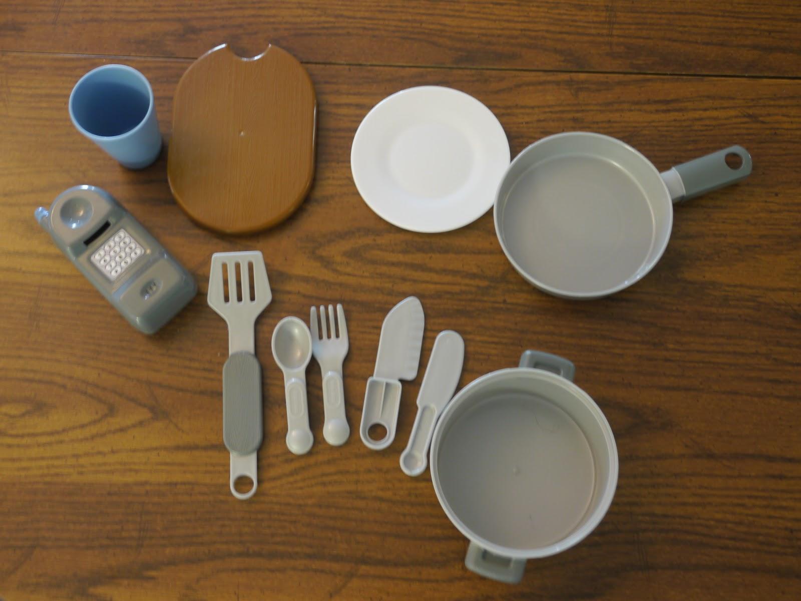 little tikes prep'n serve kitchen review