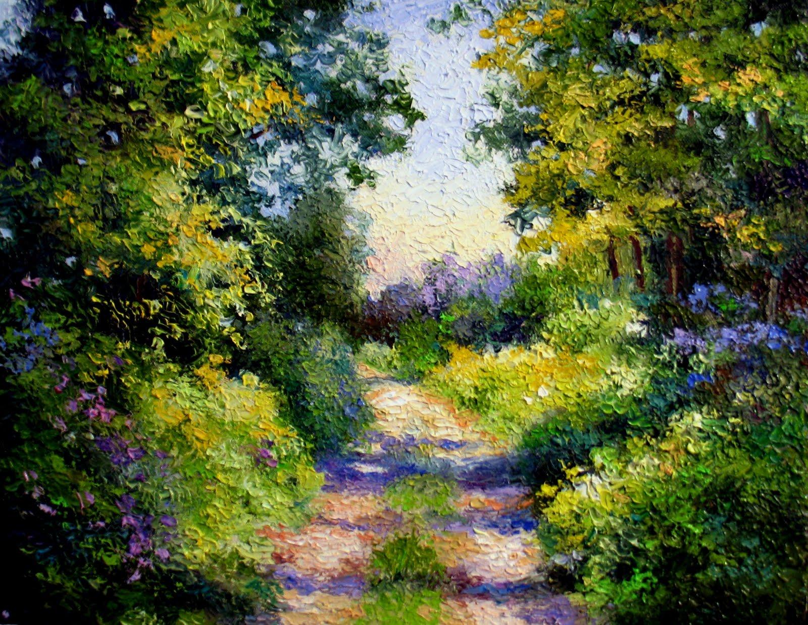 Nel's Everyday Painting: 9/26/10 - 10/3/10
