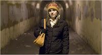 Lisa Donath en la estación de la calle 191. The New York Times