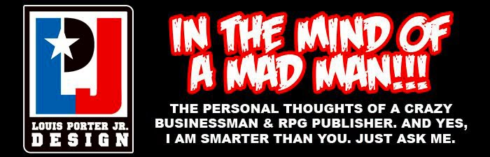 In the Mind of a Mad Man!!!