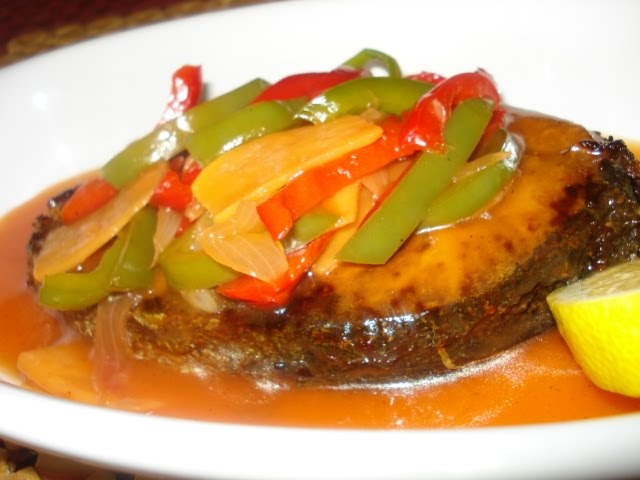 Casa baluarte recipes fish escabeche for Fish escabeche recipe