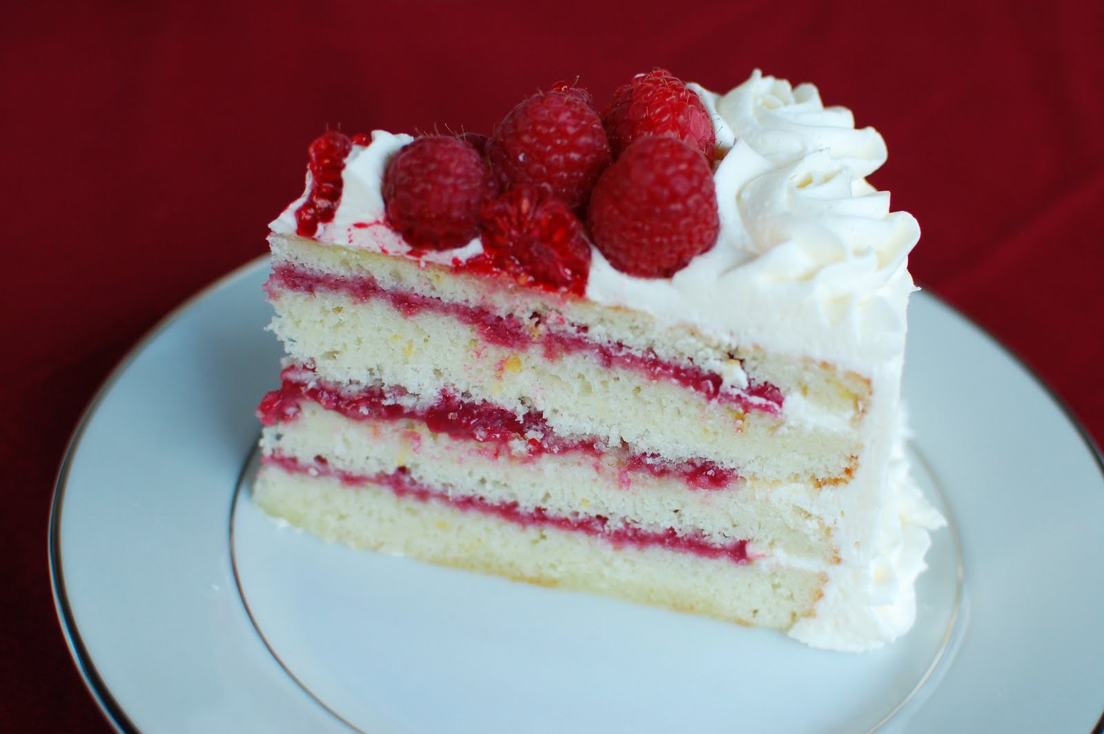 Moist White Layer Cake Recipes