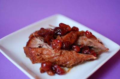 Crockpot Cranberry Pork Roast | Beantown Baker