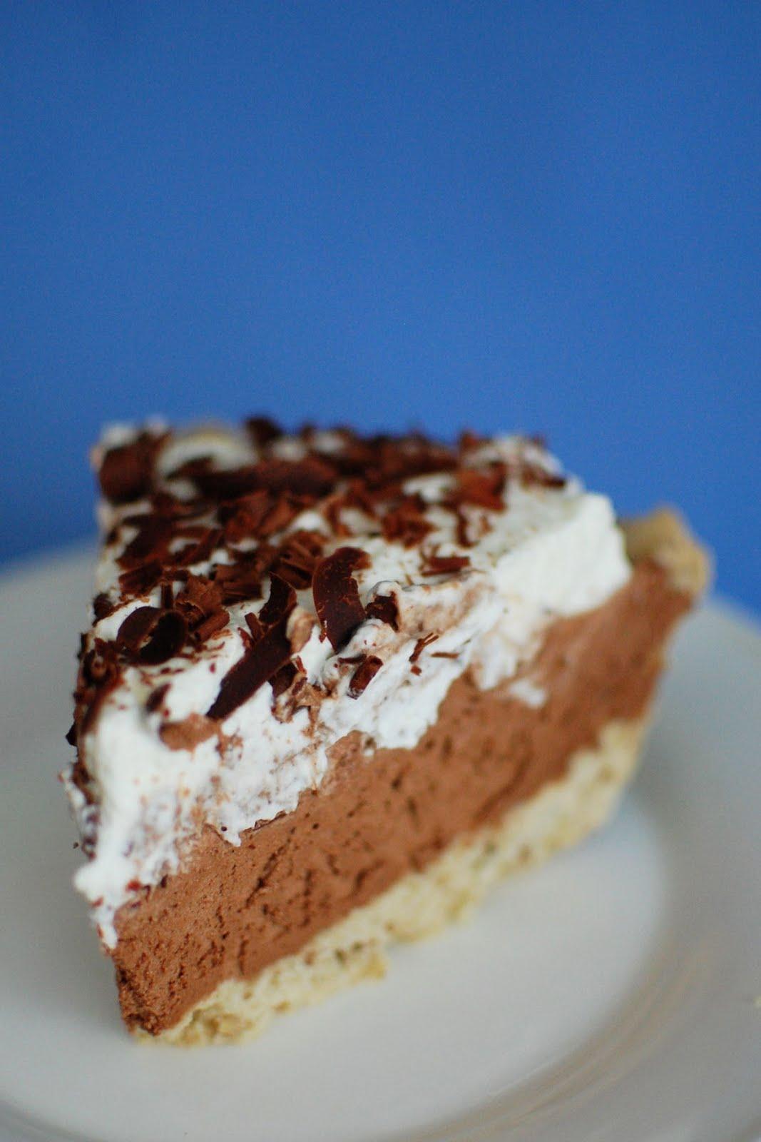 French Silk Pie | Beantown Baker