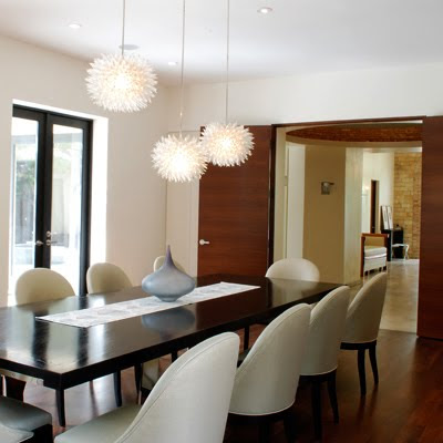 Fine Furniture Dining Room on What Is The Point If You Don T Have Wow Lighting Like This  Image Via