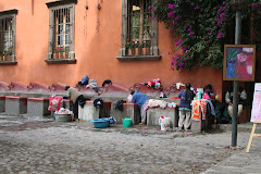 Laundry Day in San Miguel