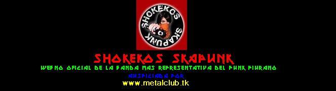 SHOKEKOS SKAPUNK