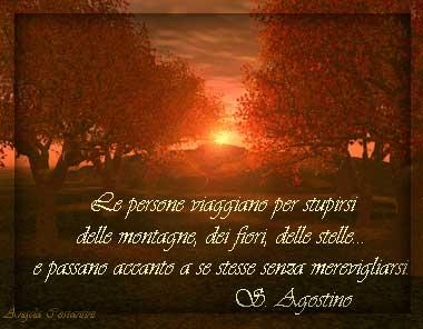 frasi di s agostino sulla vita
