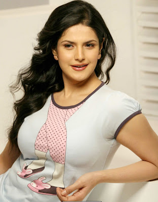 zarine khan in veer movie. hot Zarine Khan looking worried in wallpaper of zarine khan in veer movies.