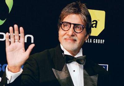 acteur indien le plus riche Amitabh Bachchan