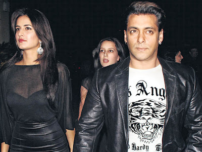 Latest Salman Khan Katrina Kaif together Wallpaper Pics Hot Couple