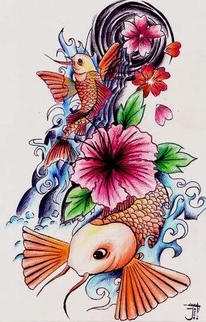japanese tattoos pics. Amazing Japanese Tattoos