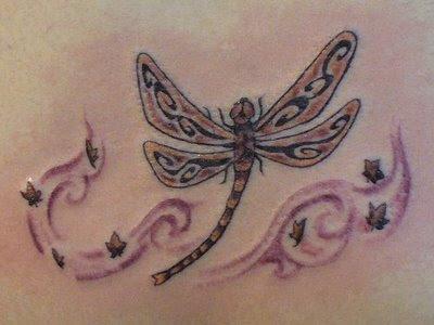 Dragonfly Tattoos : Dragonfly tattoos designs, Dragonfly