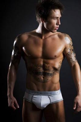Kieron Wraith Tattoos