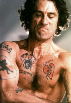 Bruce Willis Tattoos