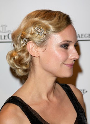 2011 Long Glam Hairstyles