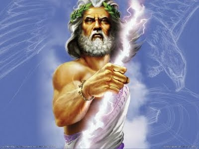 zeus. zeus greek god.