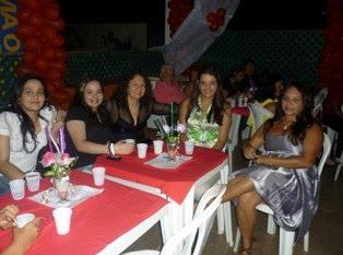 Festa final de ano 2009