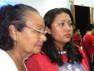 Coordenadora da Liturgia Marcia Fonseca