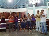 Inicio do Grupo de Oração São Paulo - RCC