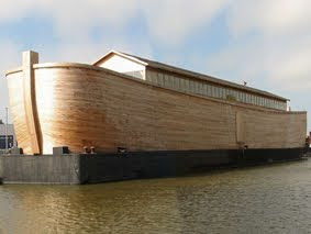 Arca de Noé - reprodução