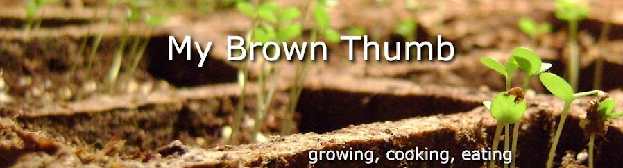 My Brown Thumb