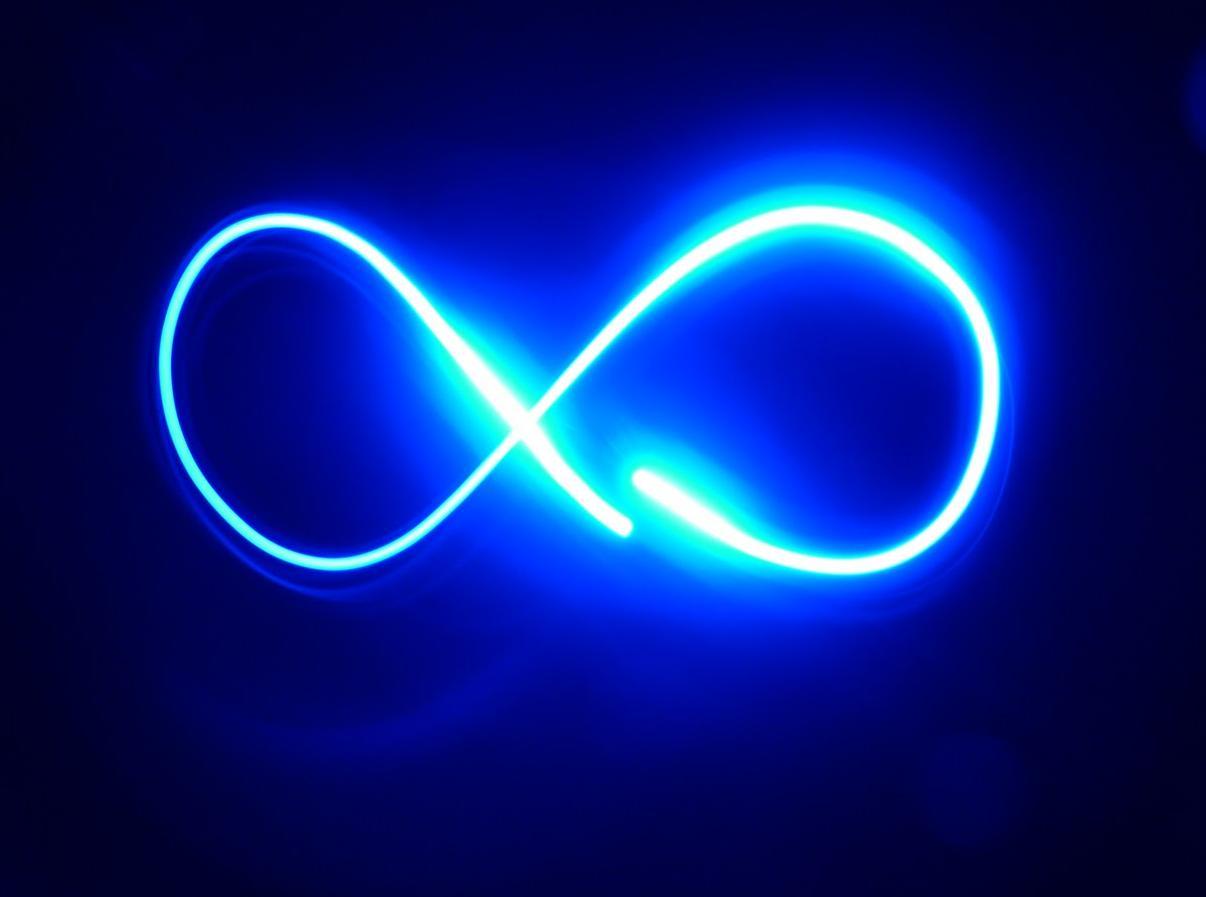 seguir, alguns wallpapers do simbolo de infinito.