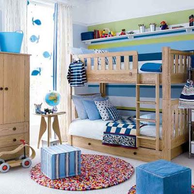 Διακόσμηση Παιδικού Υπνοδωμάτιου Boys-room-for-gallery