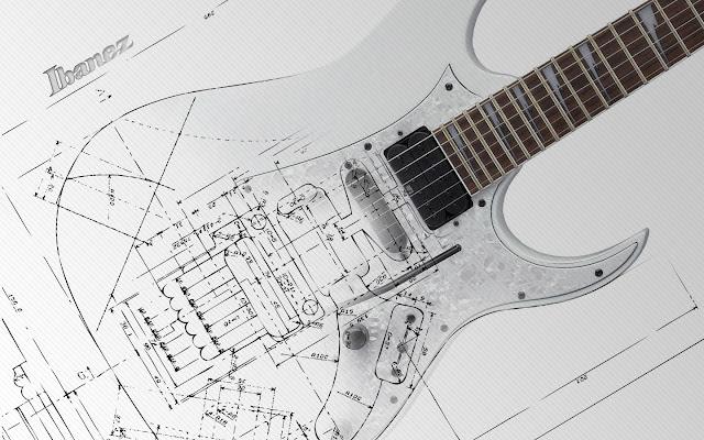 sound wallpaper. Guitar Wallpaper - Gretsch