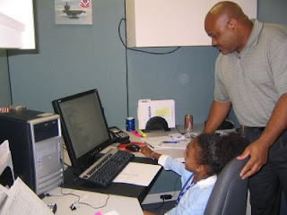 Dad and daughter activities: Take your child to work 1