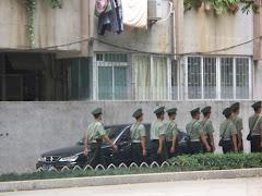Military presence in GZ