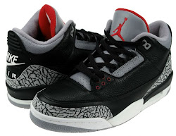 The Best Air Jordan III's