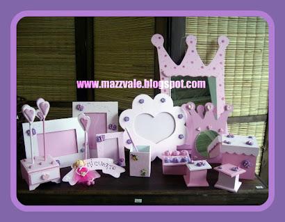 Todo para la princesita,linea rosa