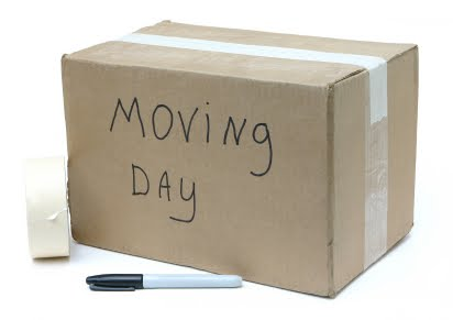 nicole moving day