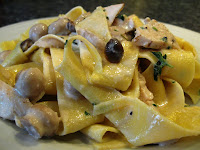 [Pappardelle+with+Chicken,+Mushroom+and+Gorgonzolla+sauce+5.JPG]