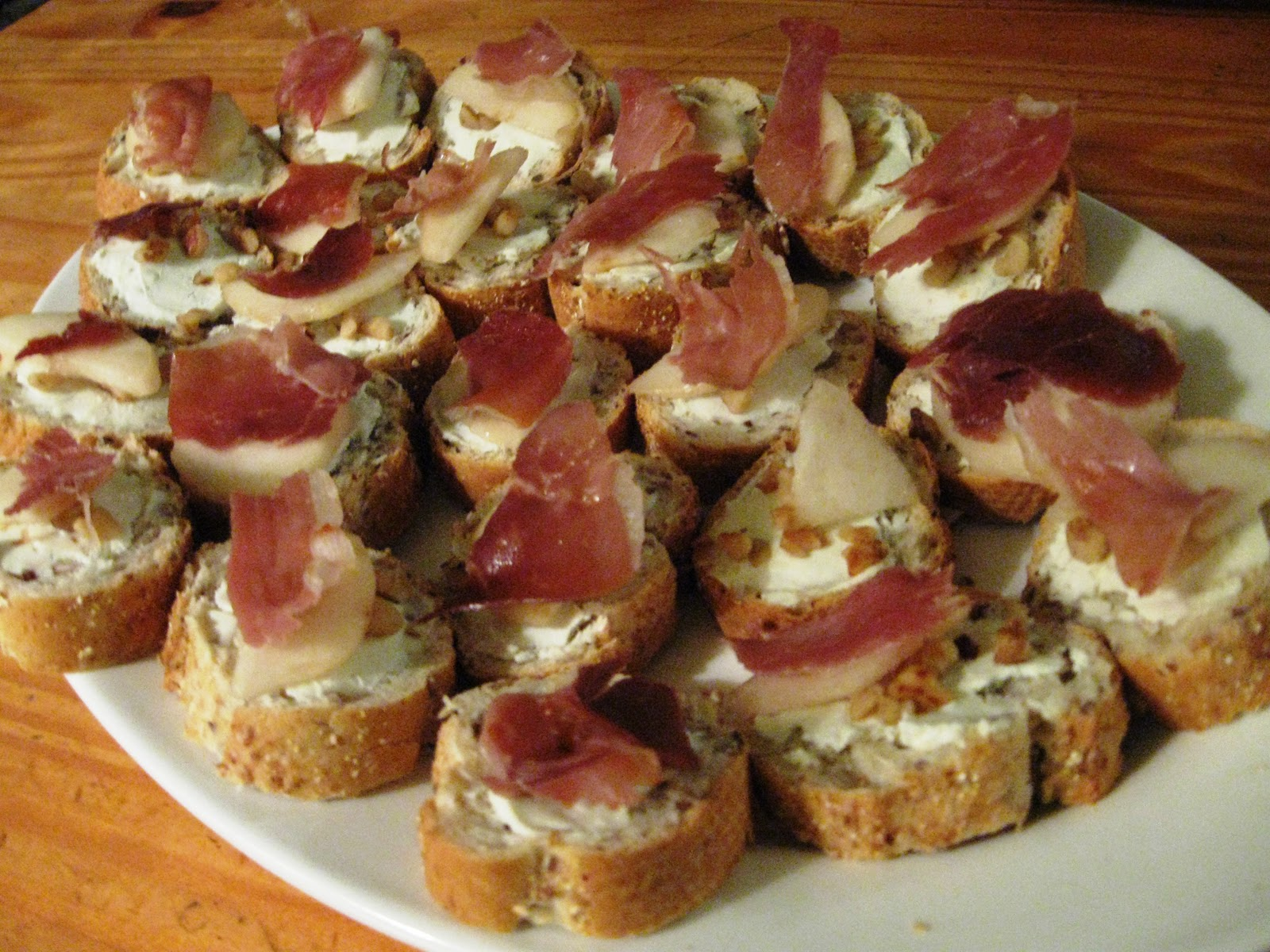 Taste my plate hors d 39 oeuvres party for Hor d oeuvres recipes