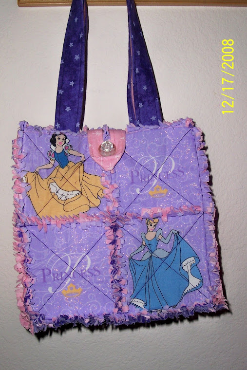 DISNEY Purse for Donna's granddaughter