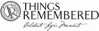 things+remembered+logo $10 off a $10 Purchase at Things Remembered