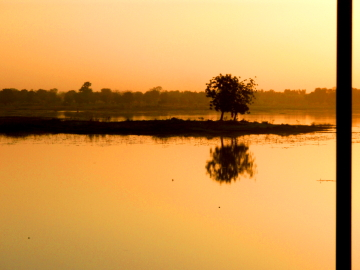 Réserve d'eau de Ouaga