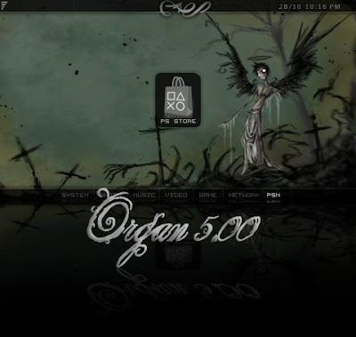 Organ DMC PSP themes for 5.00m33 (CTF) ~ Free PSP Themes ...